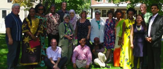 2014 Advocacy Institute participants