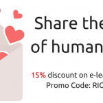 Share the love of human rights