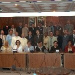 Moroccan family judges and prosecutors in Rabat, 16 September 2005