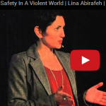 TED talk by HREA alum Lina Abirafeh: Women's Safety In A Violent World