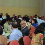 Participants during workshop on human rights education in Port Louis on 2 December 2011